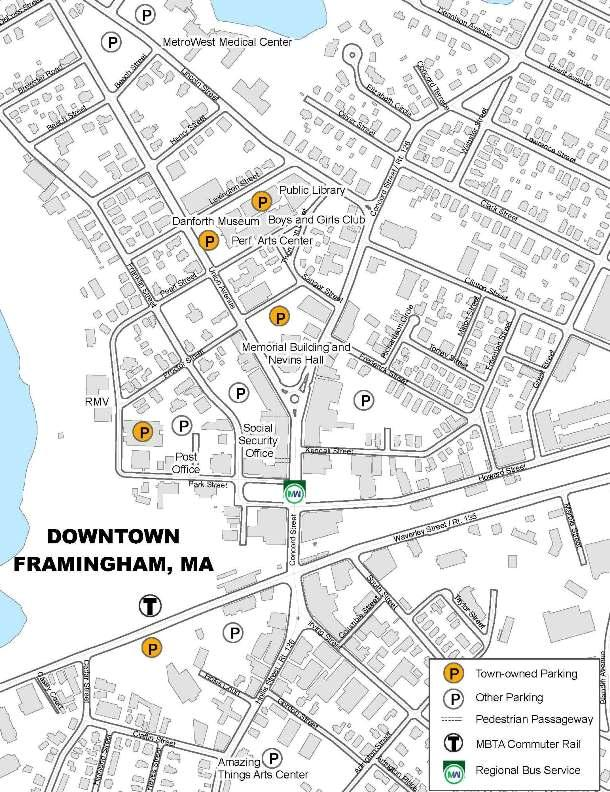 Downtown Revitalization City of Framingham MA Official Website