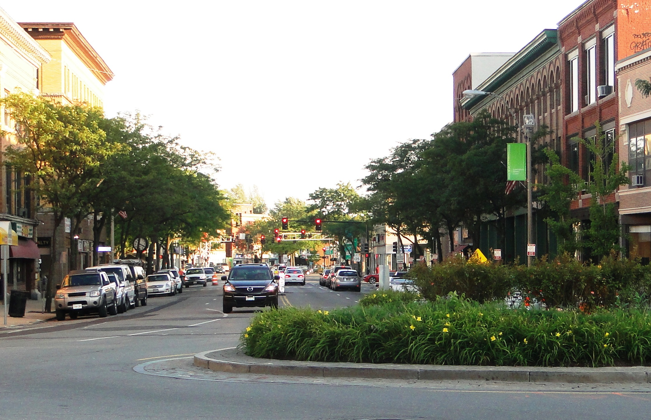 Downtown Framingham 090814-01