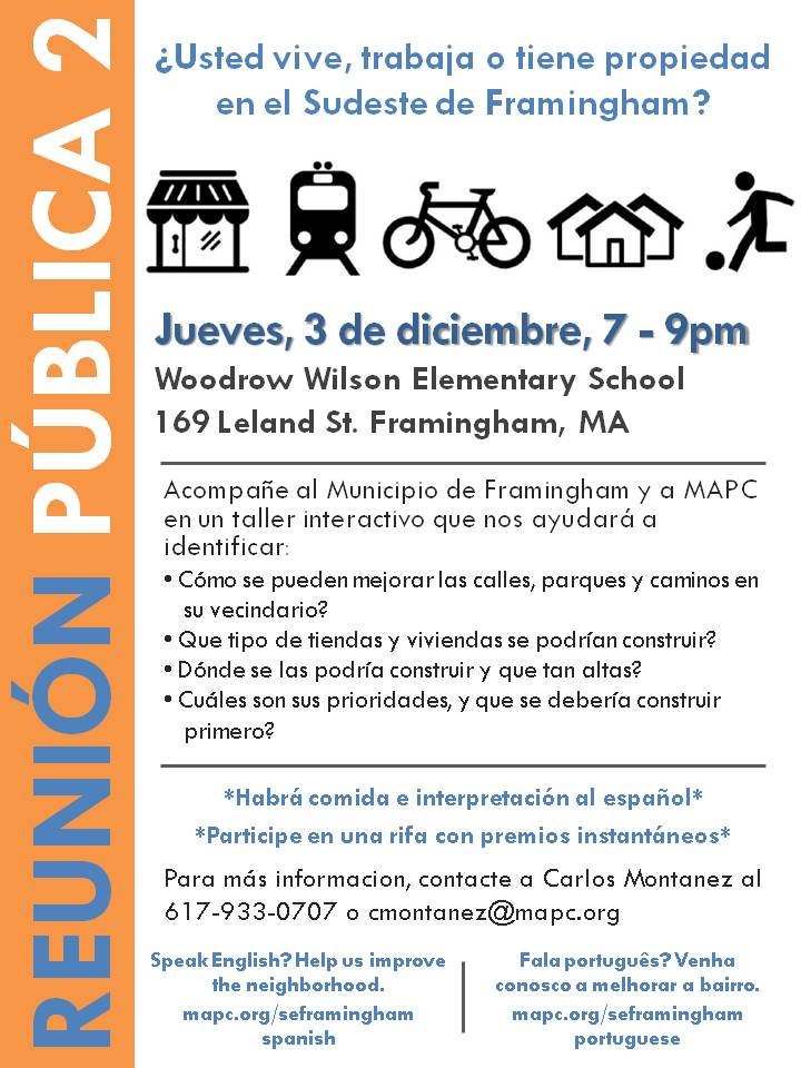 Public Meeting Flyer_Spanish