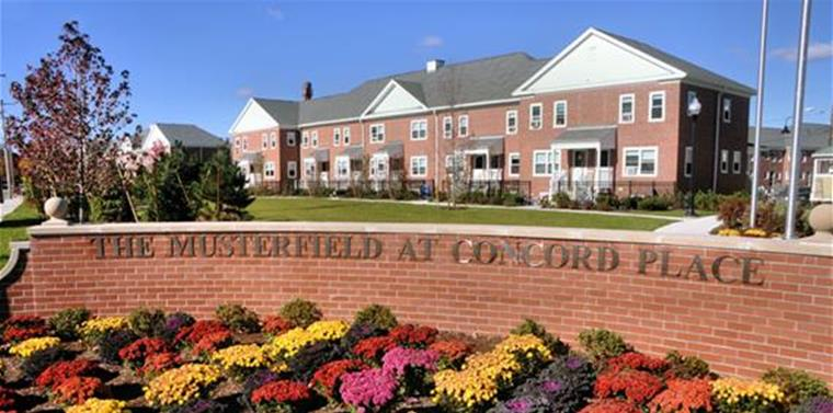 The Musterfield at Concord Place