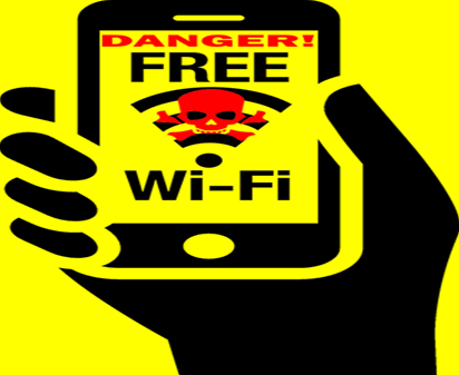 DANGER Free-Wifi Yellow (2)