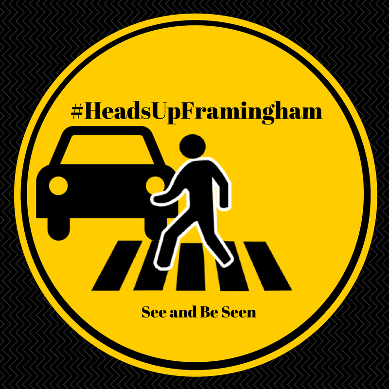 HeadsUpFramingham - See and Be Seen Image