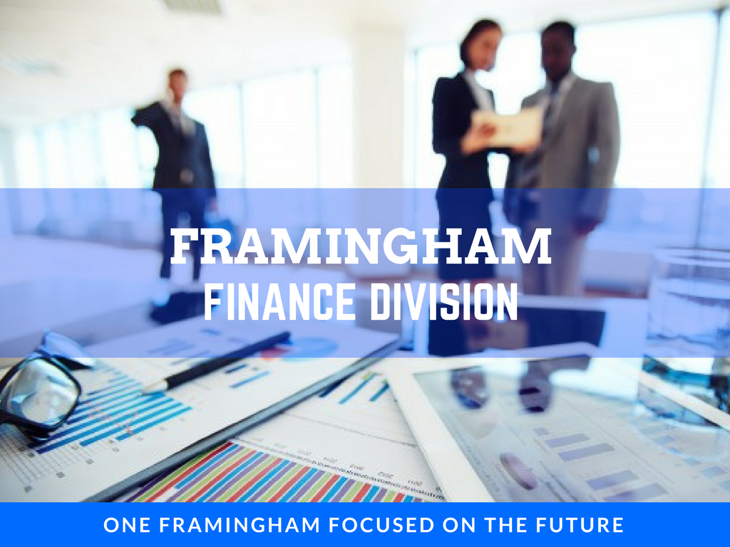 IMAGE OF LOGO FOR FINANCE DEPARTMENTS