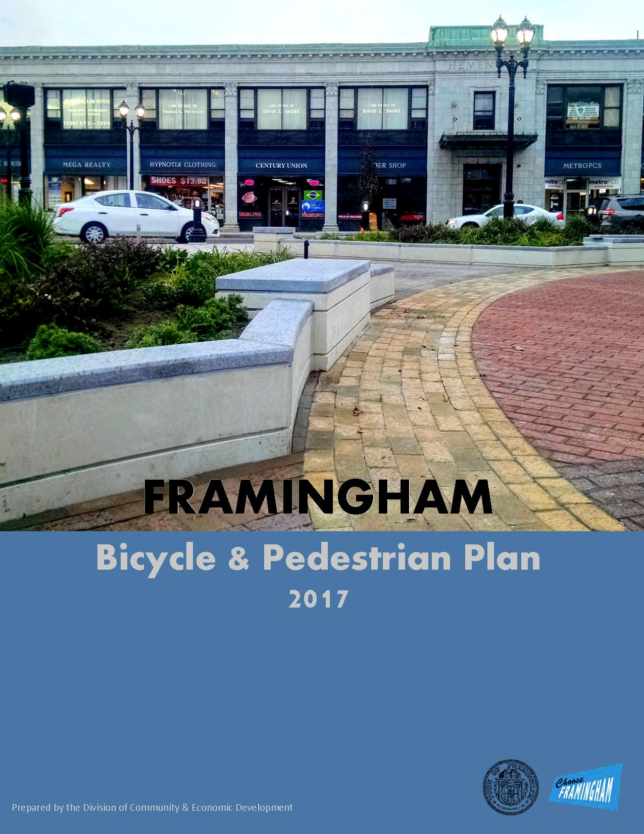Bike & Ped Plan Cover Page