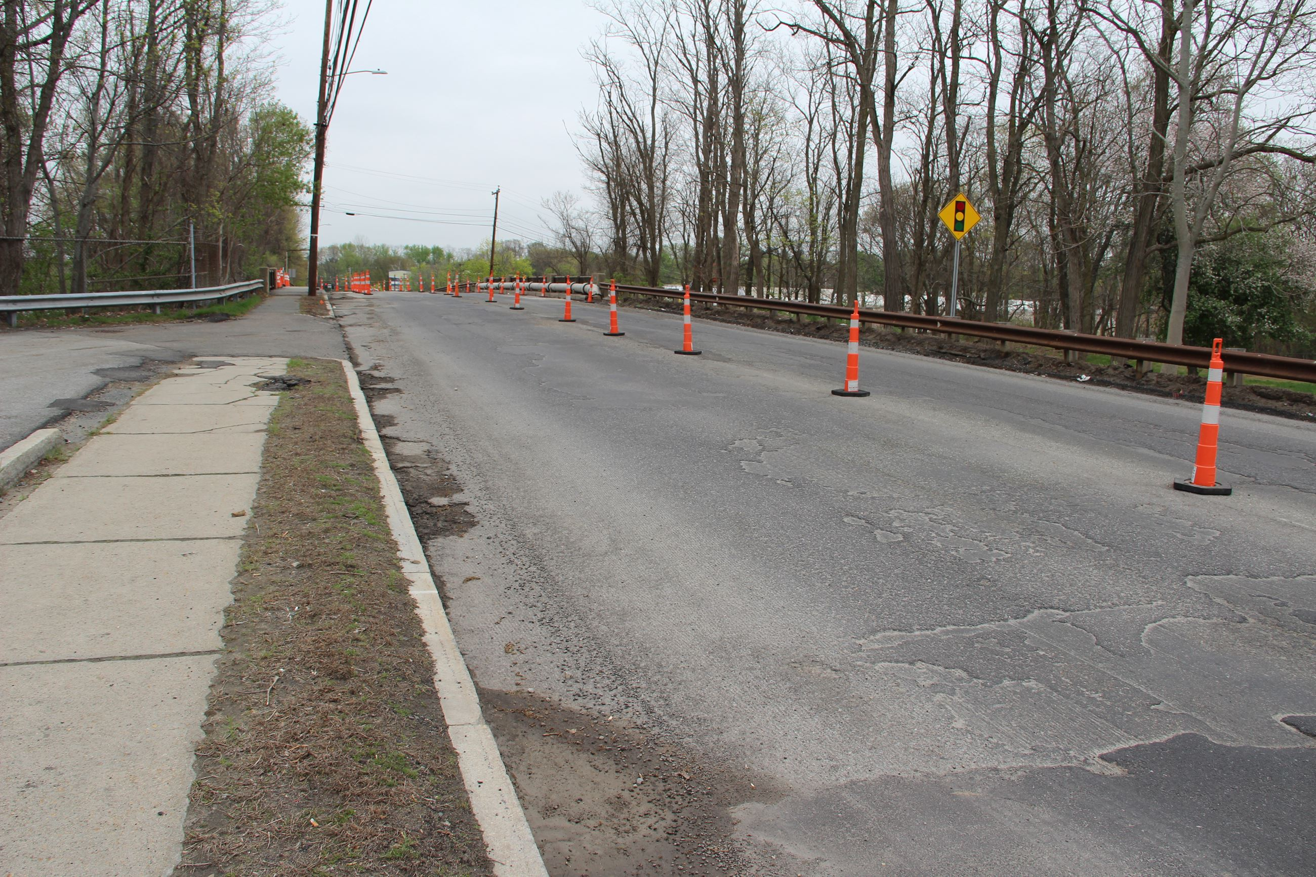 Mt. Wayte Ave Bridge Reconstruction