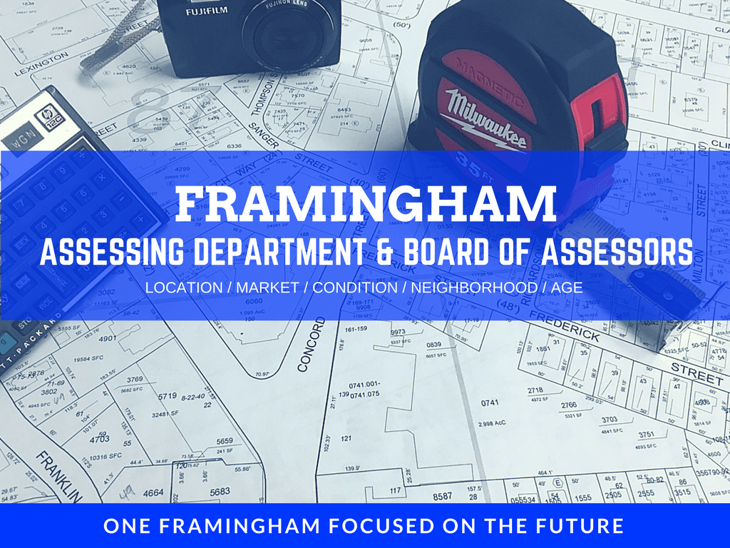 Image of banner for the assessors department