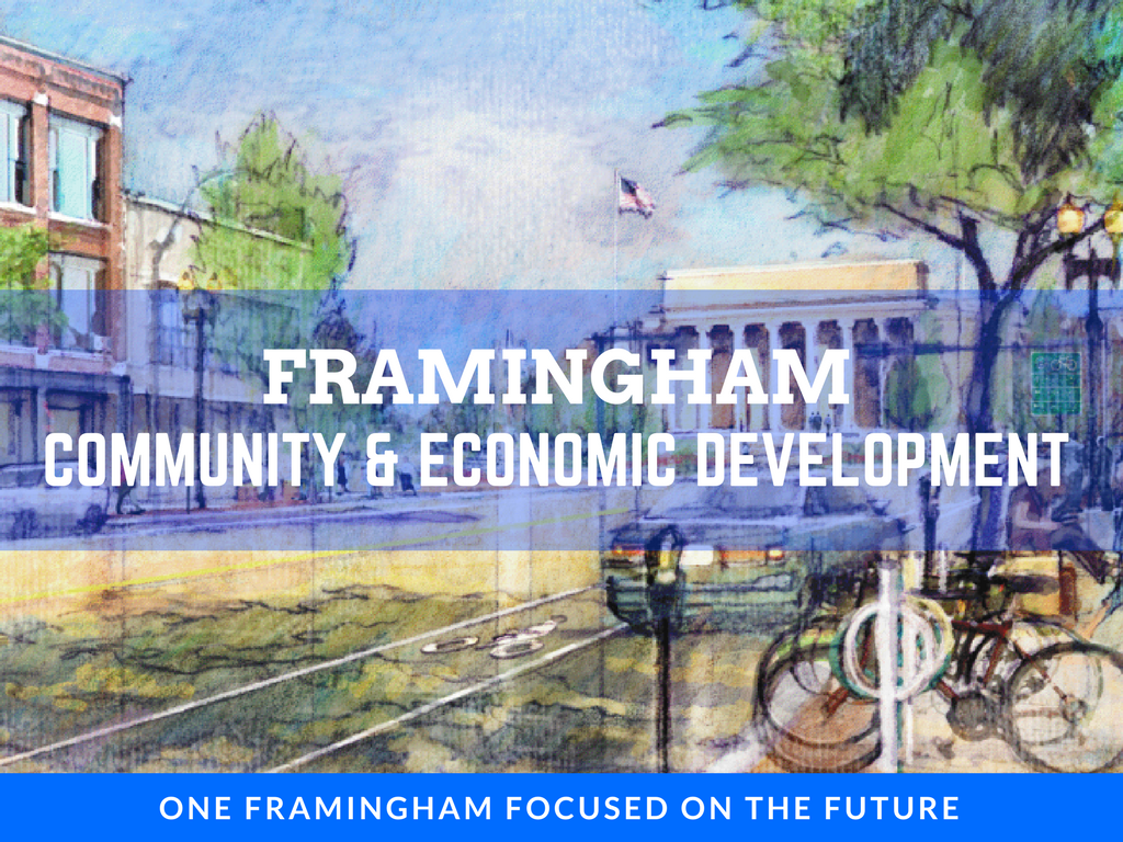 image of COMMUNITY & ECONOMIC DEVELOPMENT Banner