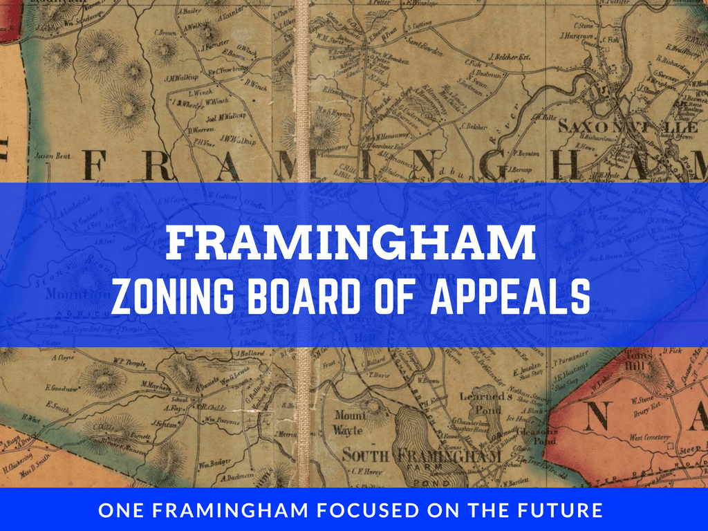 image of zoning board of appeals banner