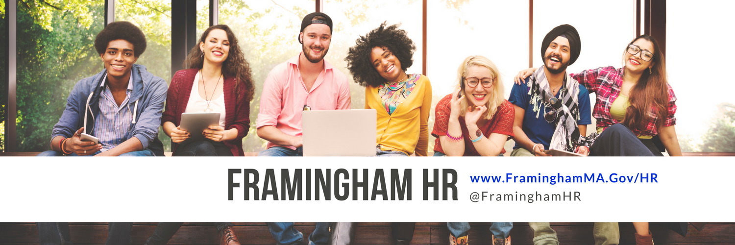 Framingham HR website cover