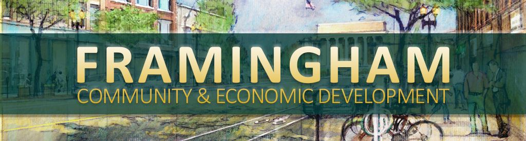 Community Economic Development Banner