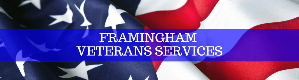 image of veterans services banner