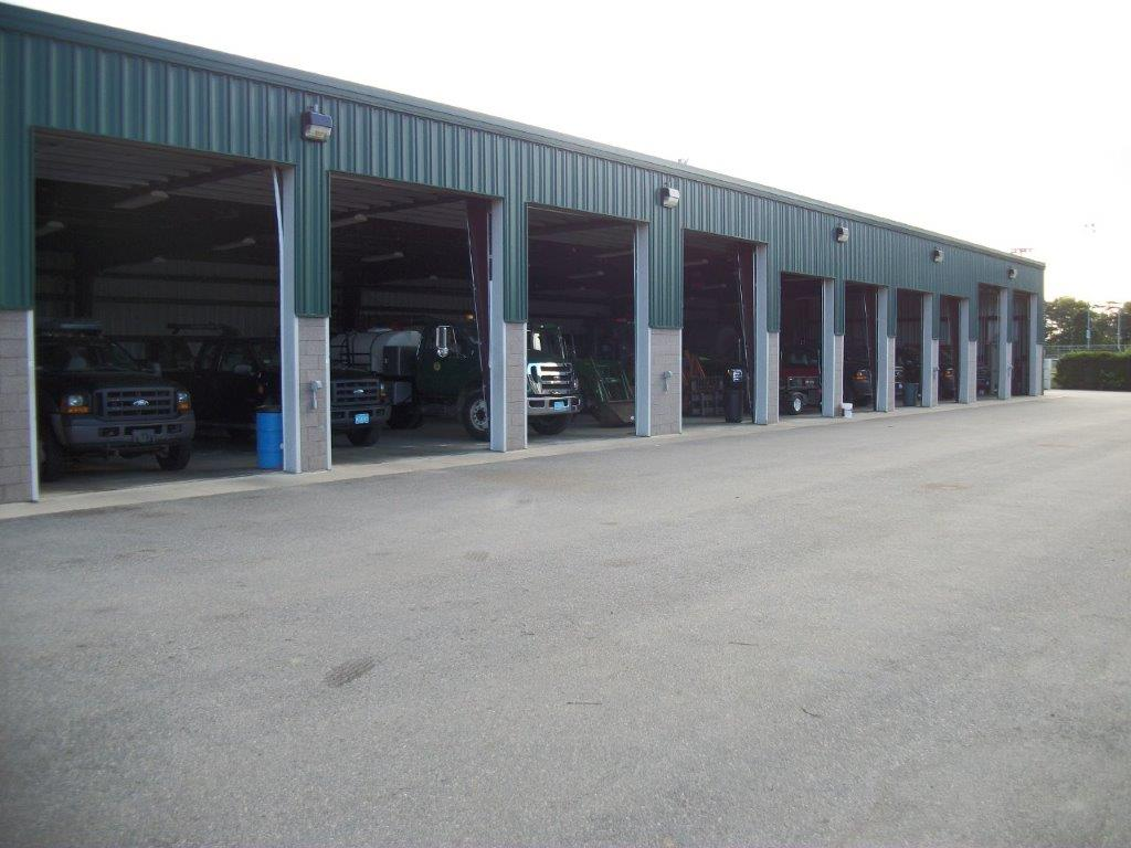 Image of Parks Maintenance Building