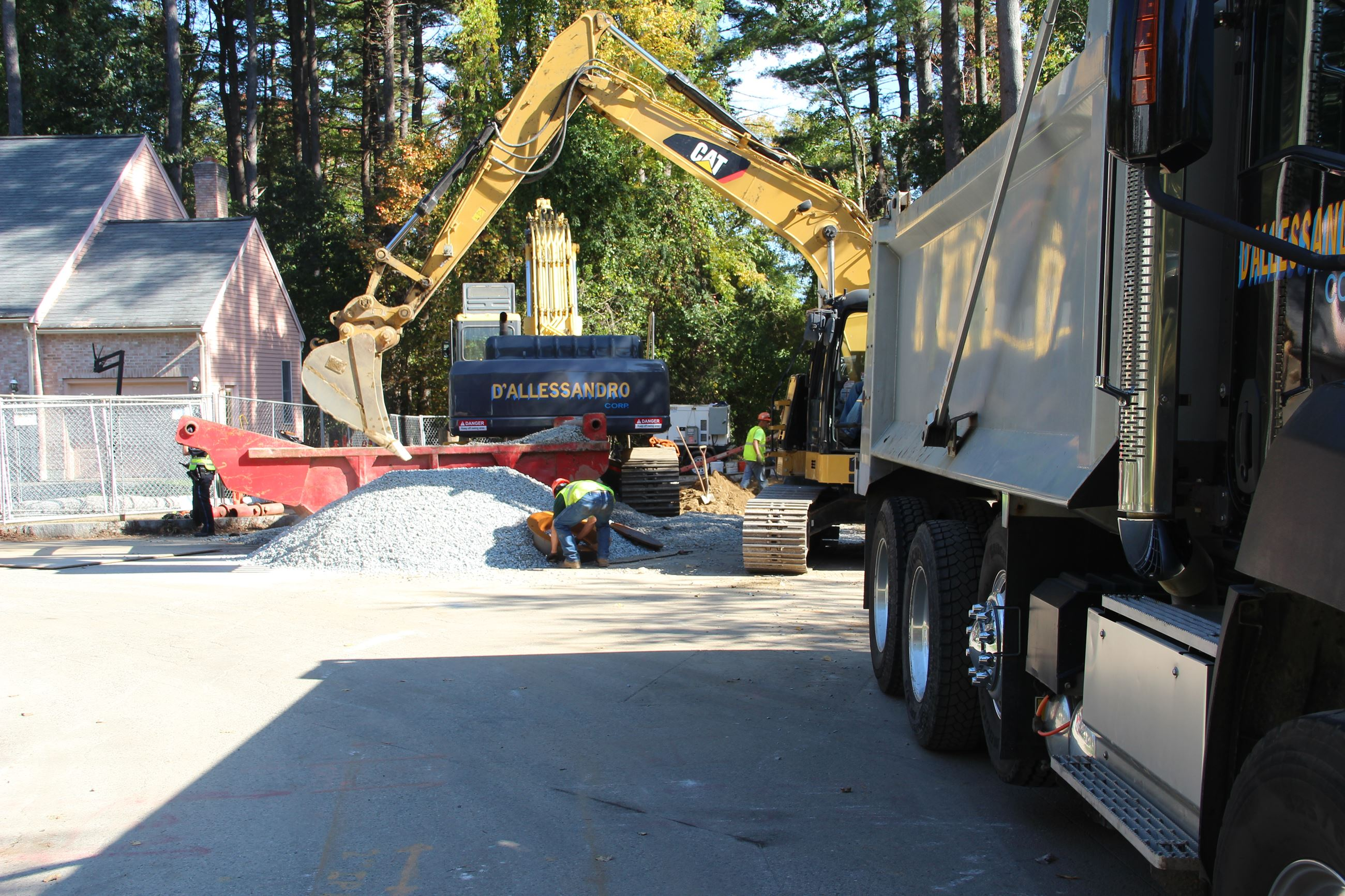 Sewer Pump Station Replacements Project | City of Framingham, MA