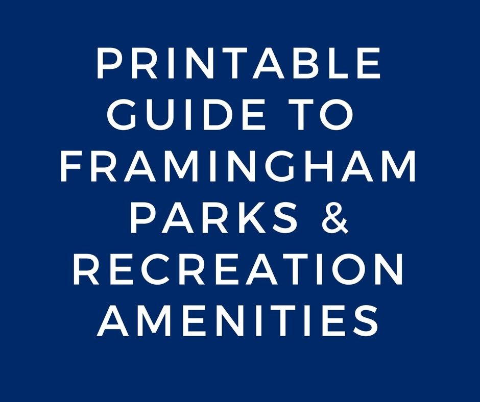 Printable guide to the parks