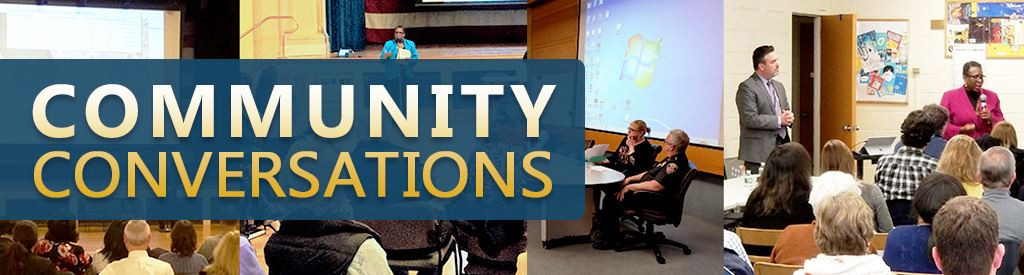 Community Conversations Web Header Image