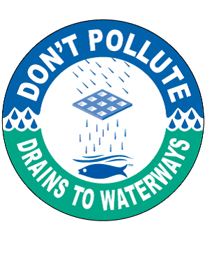 Don't Pollute Logo