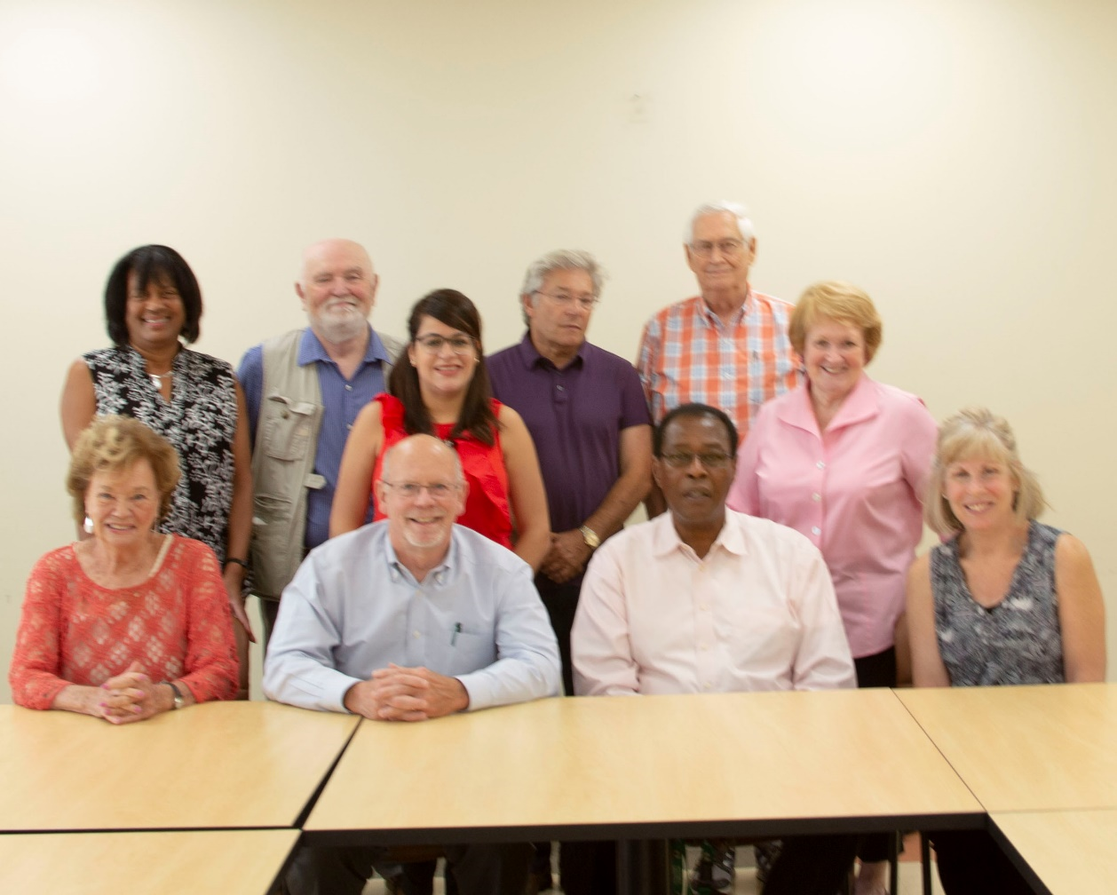 Council on Aging Board Members