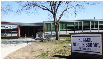 Fuller Middle School Building Project