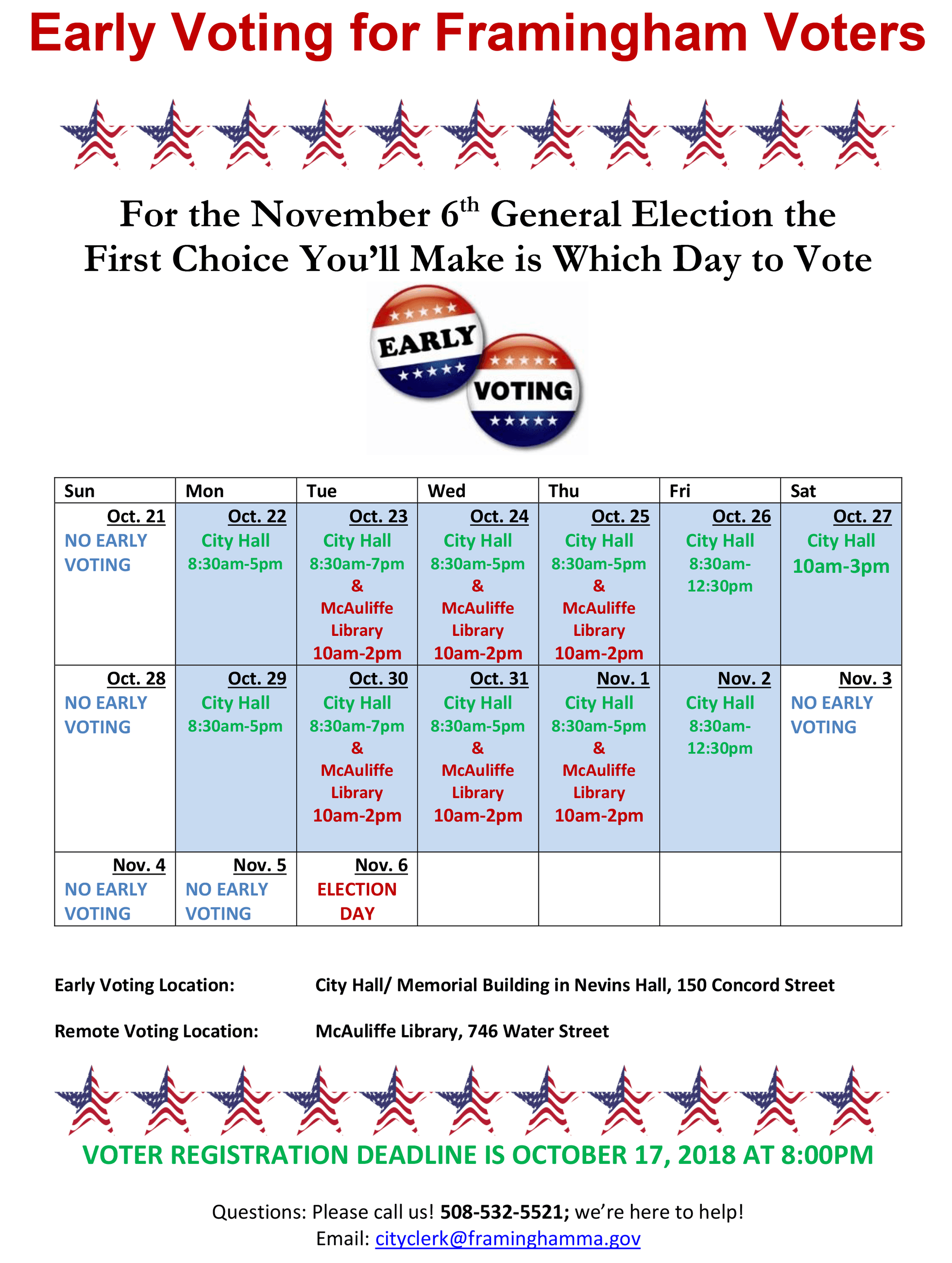 Early-Voting-Schedule
