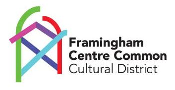 Framingham Centre Common Cultural District - full logo