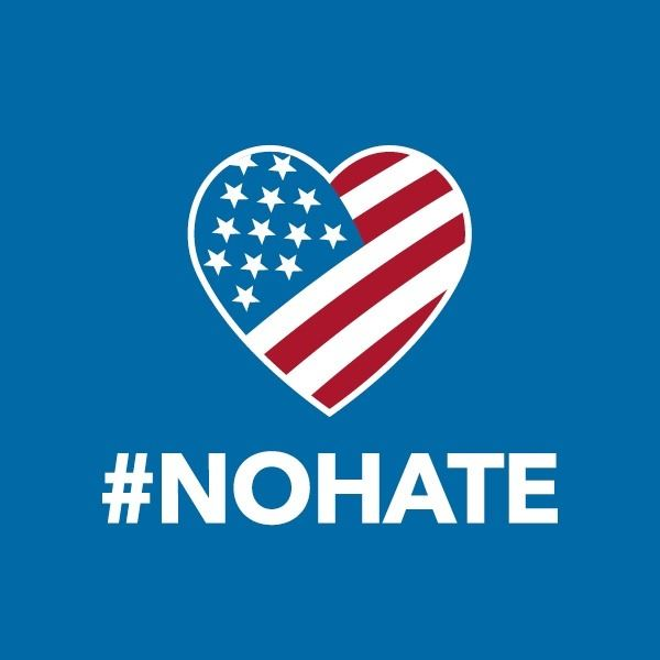 image of no hate image
