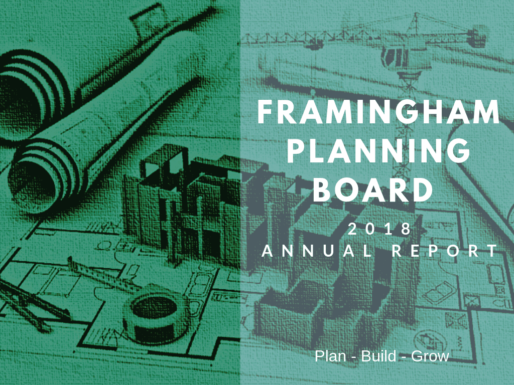 "Background photo of plans, construction tools, a tape measure, and the words that Read ""Framingha"