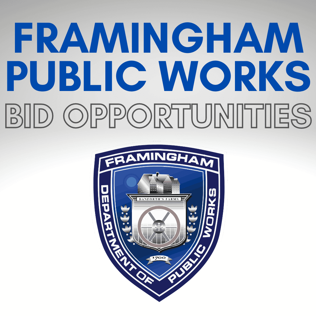 Framingham Public Works Bid Opportunities