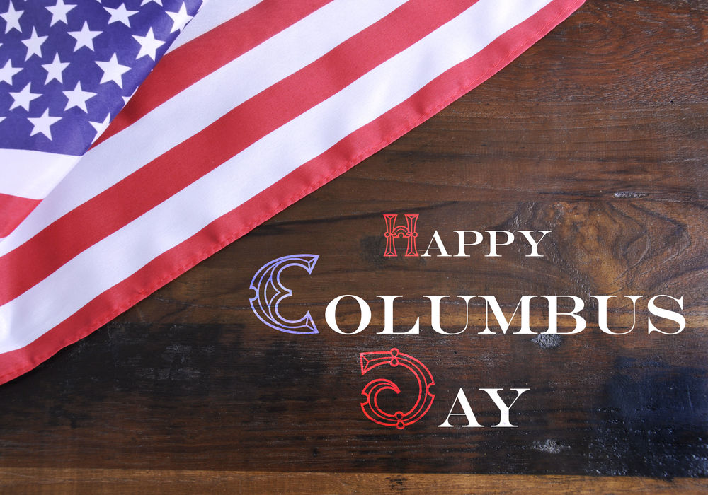 image of columbus day