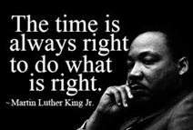 Image of Martin Luther King Jr. Quote